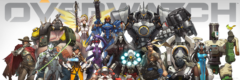 Blizzard Overwatch Lineup