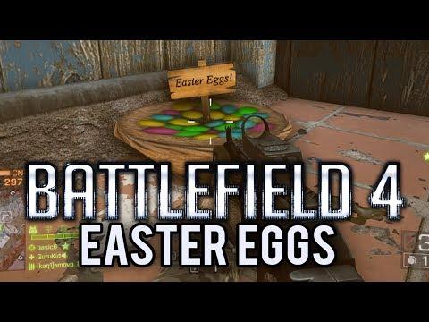 Battlefield 4 Secret Camo Easter Egg