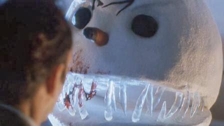 jack frost killer snowman