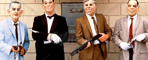 Point Five reasons why the Point Break remake will suck. Dead Presidents