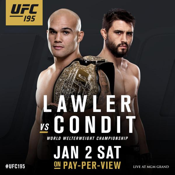 UFC 195 Thoughts and Predictions