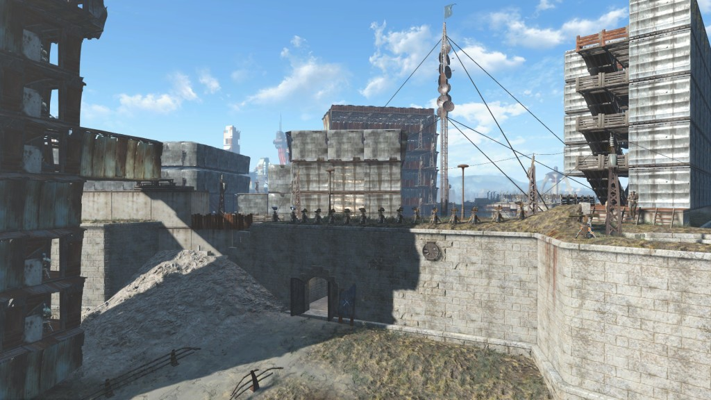 Fallout 4 settlement build guide slickster magazine for Best house designs fallout 4