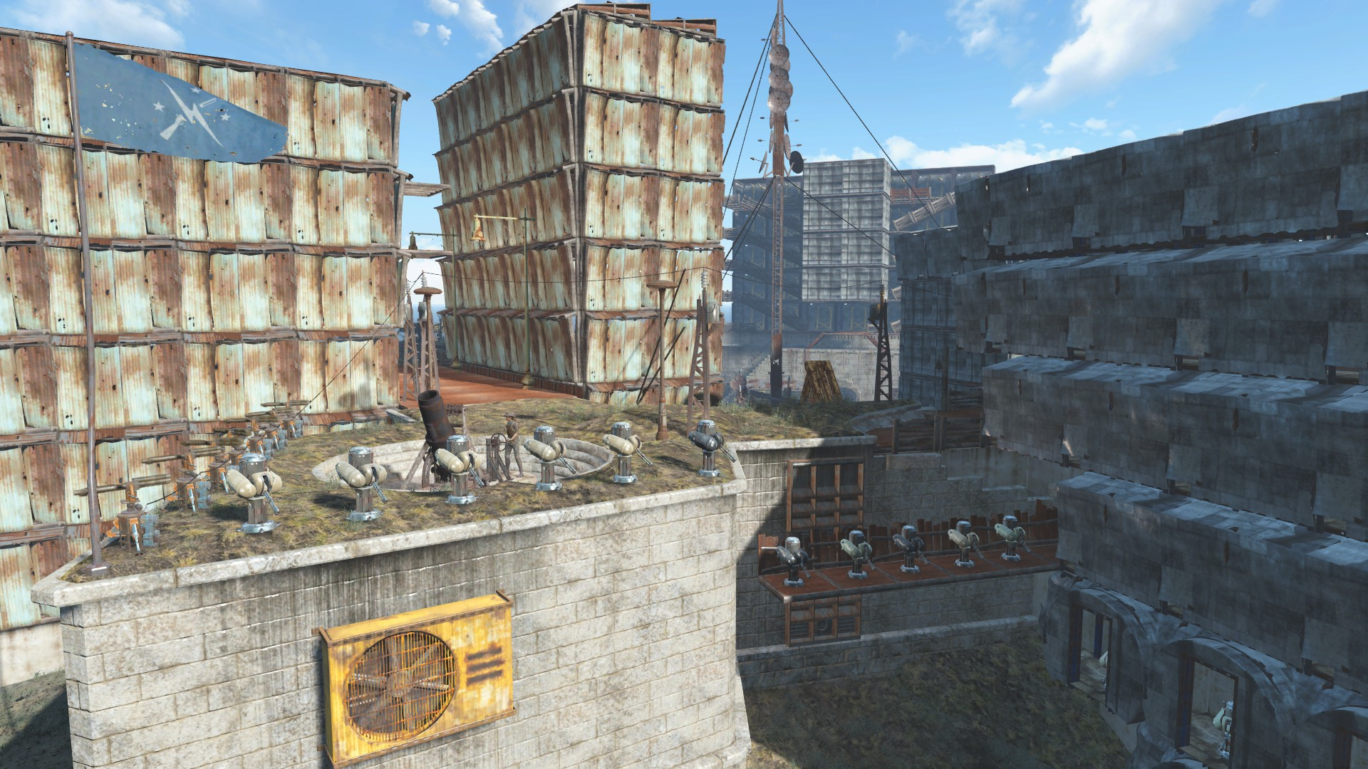 Fallout 4 settlement guide 1 slickster magazine for Fallout 4 bedroom ideas