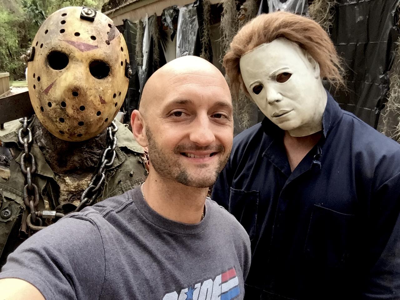 Jason vs Michael Filmmaker, Trent Duncan, Interview