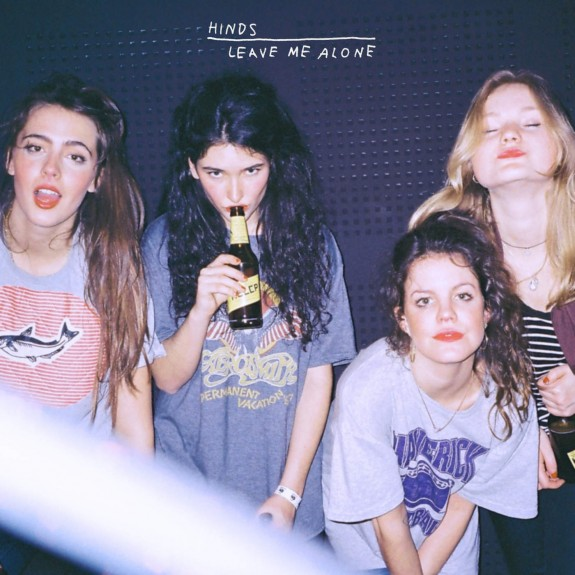 Leave-Me-Alone-Hinds Album