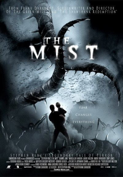 the mist 2007 retro horror movie review slickster magazine. Black Bedroom Furniture Sets. Home Design Ideas