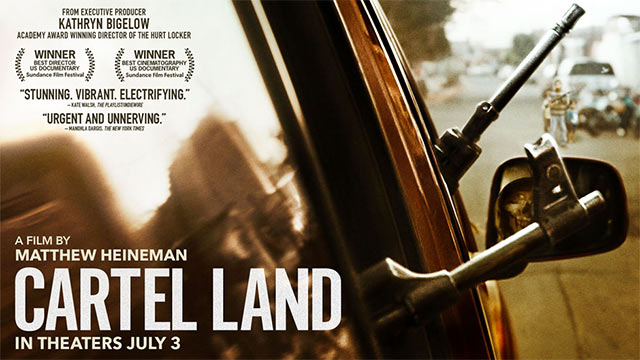 Cartel Land Movie review