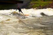 River Surfing in the Roaring Fork Valley