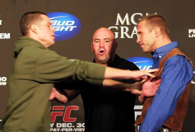 Donald Cerrone vs. Nate Diaz