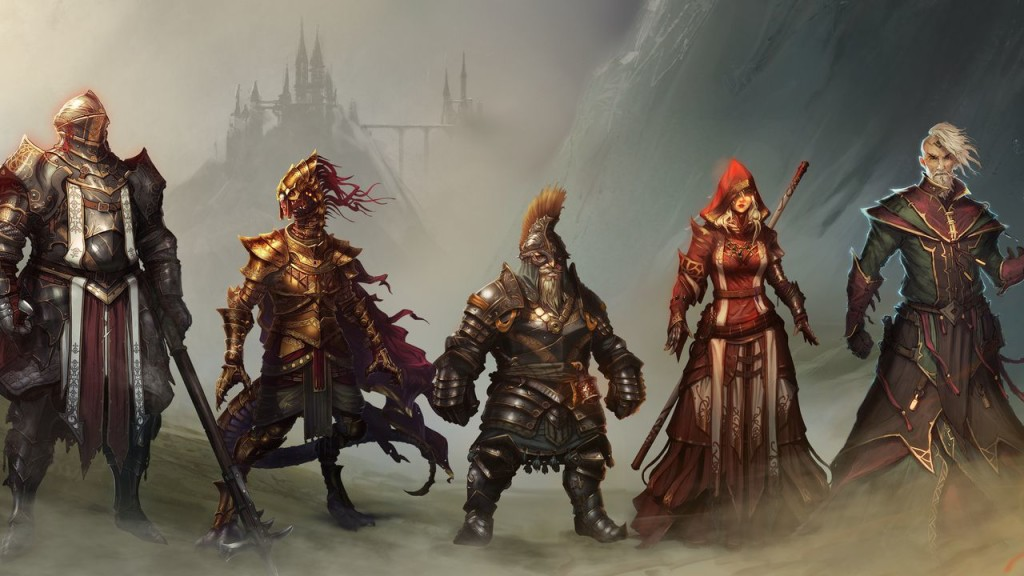 Divinity Original Sin 2 races