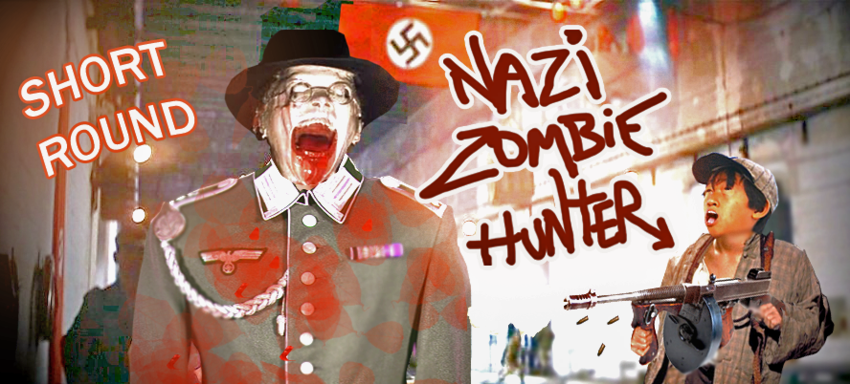Indian Jones Nazi Zombie Hunter zvoidx