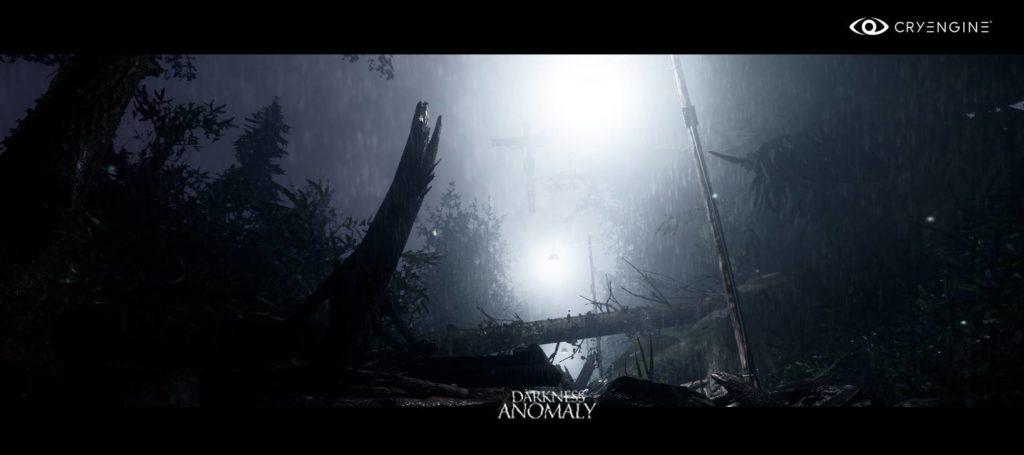 Darkness Anomaly Cryengine