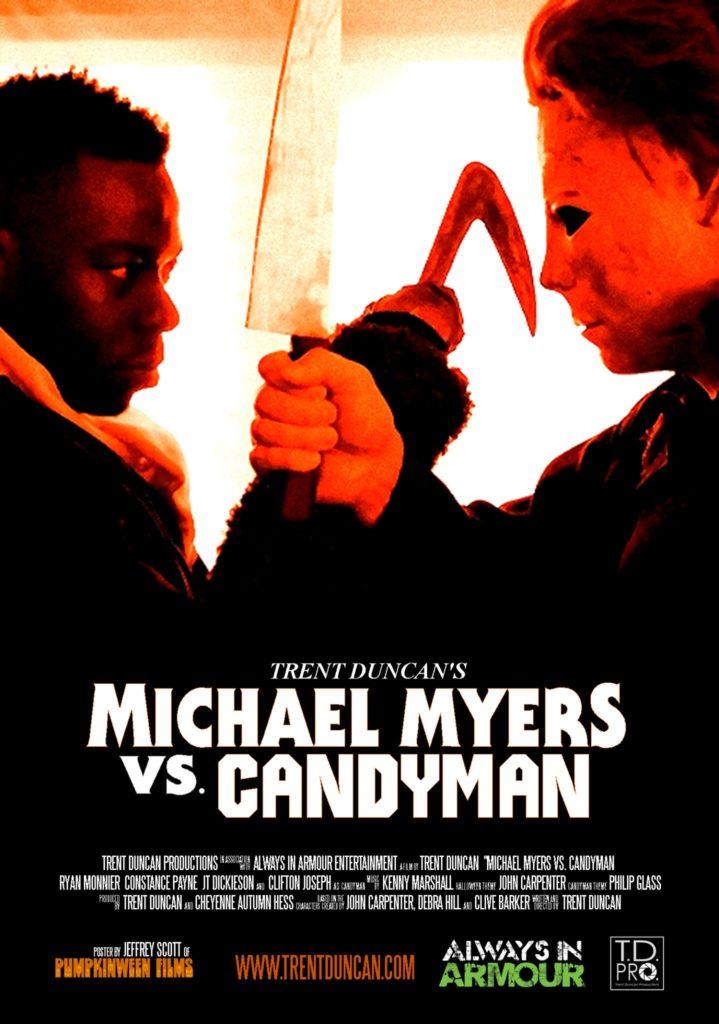 Trent Duncan On Michael Myers Vs Candyman Slickster Magazine