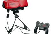 Nintendo NX but actually the Virtual Boy