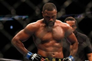 Rashad Evans is looking to regain his championship form