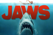 Jaws classic movie poster