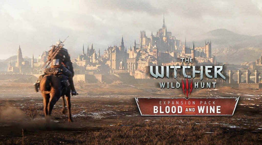 The Witcher 3 Blood and Wine expansion pack
