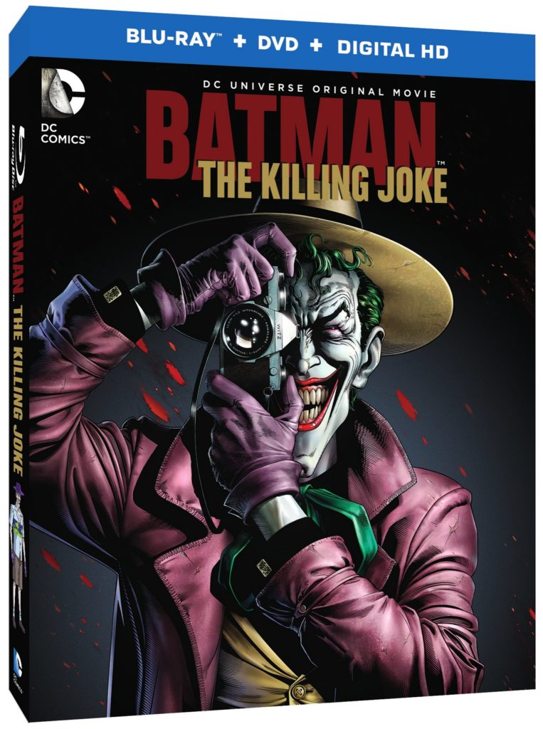 Batman: The Killing Joke Box art