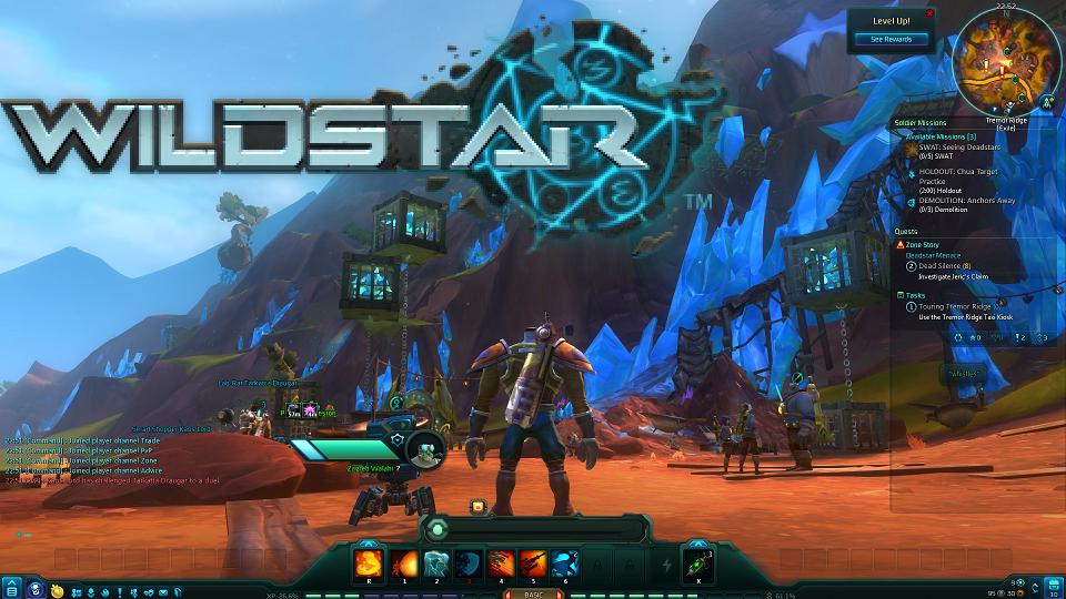 WildStar Featured