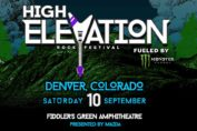HIGH ELEVATION ROCK FESTIVAL