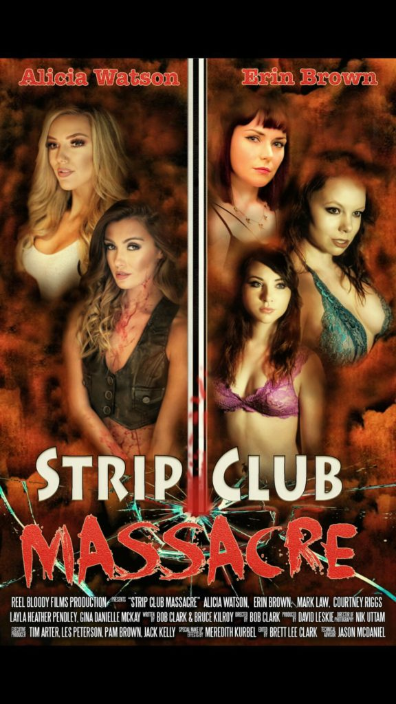 Strip club Massacre Movie Poster