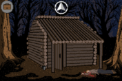 Dark Fear Cabin in the woods