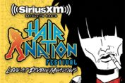 BAND LINEUP SIRIUS XM'S HAIR NATION FESTIVAL BATTLE OF THE BANDS
