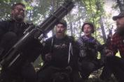 predator music video, Red Fang