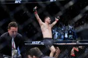 Miocic at UFC 203