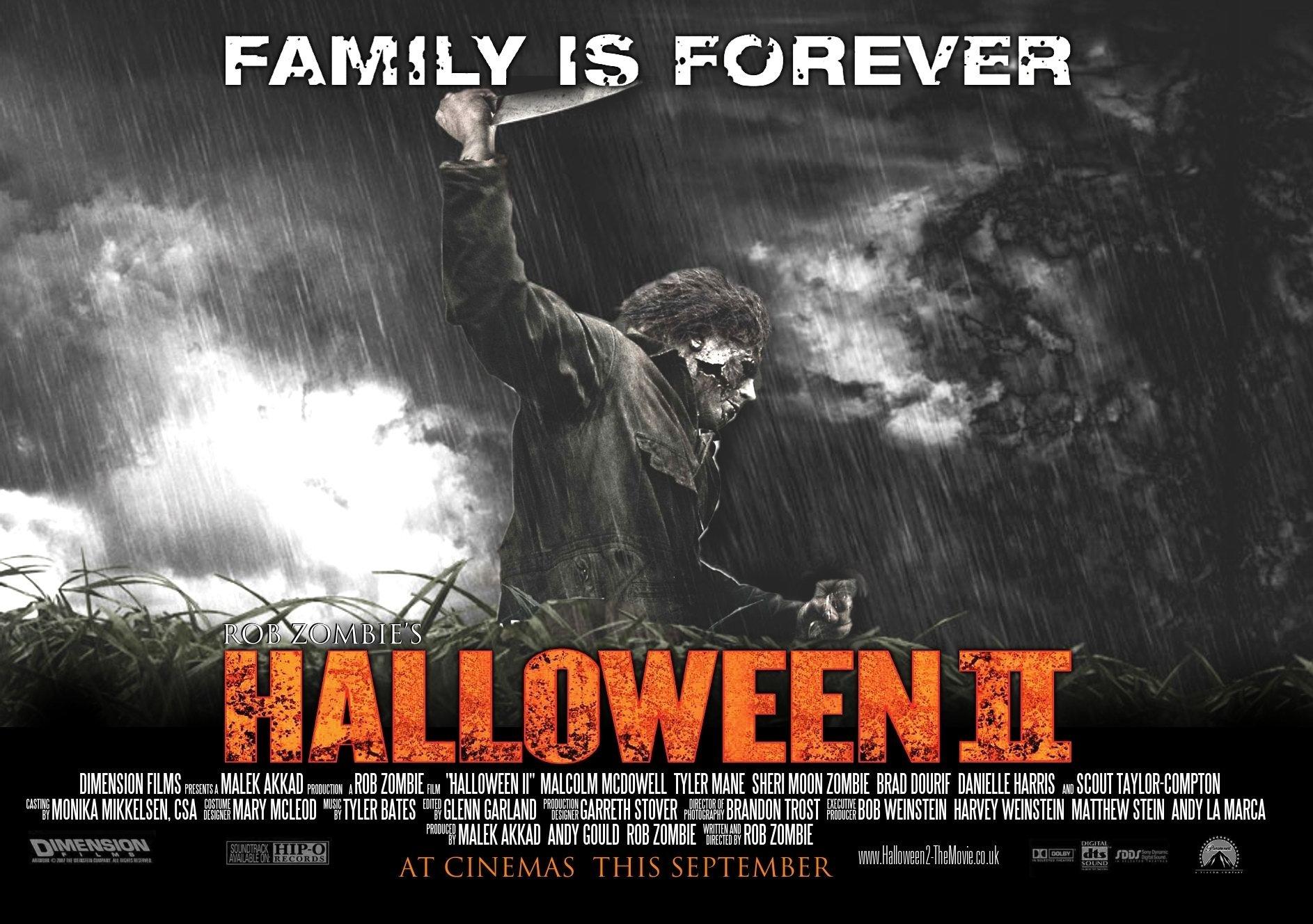 Slasher Review - Halloween II - Slickster Magazine