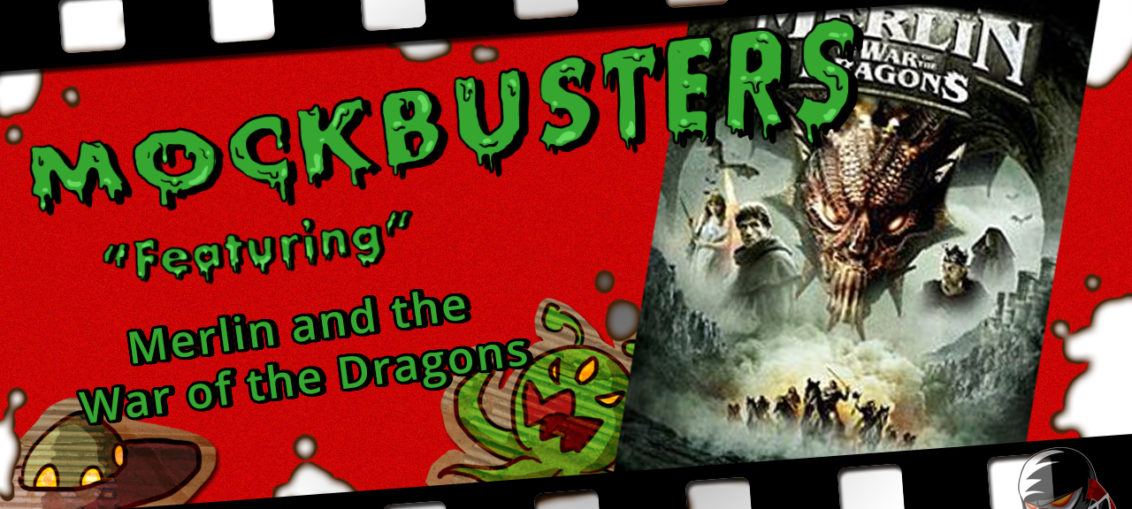 Merlin and the War of the Dragons mockbuster