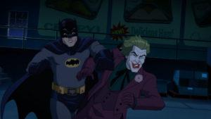 Batman: Return of the Caped Crusaders, Batman and Joker