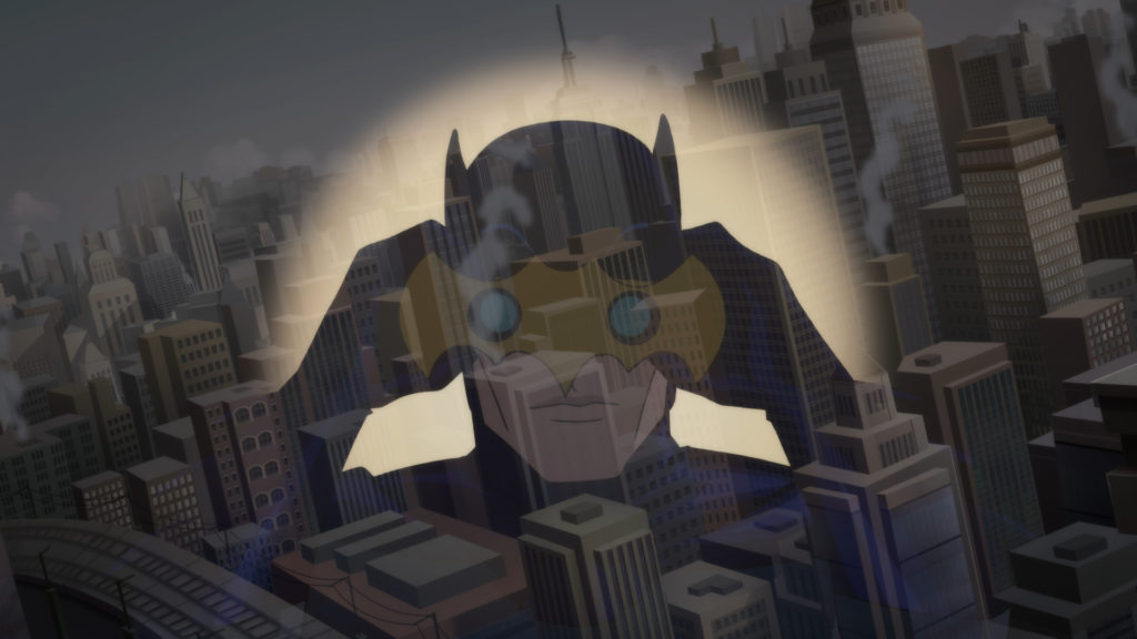 GEEKING OUT' CREATES INTRODUCTION FOR 'BATMAN: RETURN OF THE CAPED CRUSADERS'