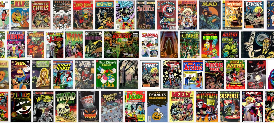 comic book gallery