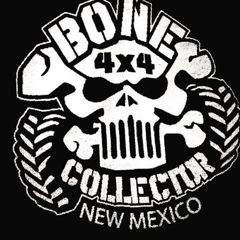 Bone Collector 4x4 Offroad Logo