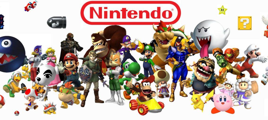 Nintendo family roster