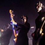 Ghost Halloween 2016 concert
