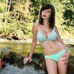 Hannah Jade, Hannah Jade bikini