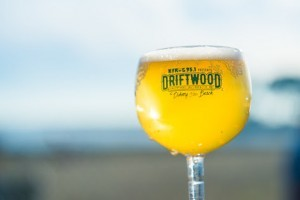 Driftwood Festival 2016 wine glass