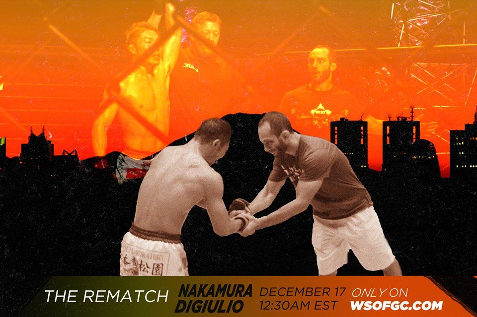 WSOF rematch