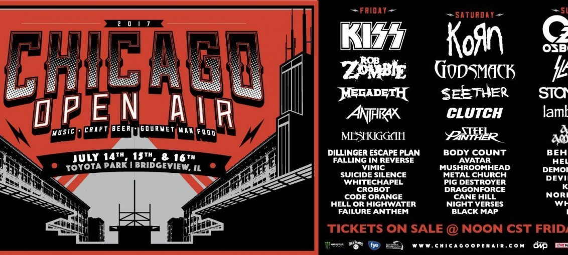 Chicago Open Air Band lineup