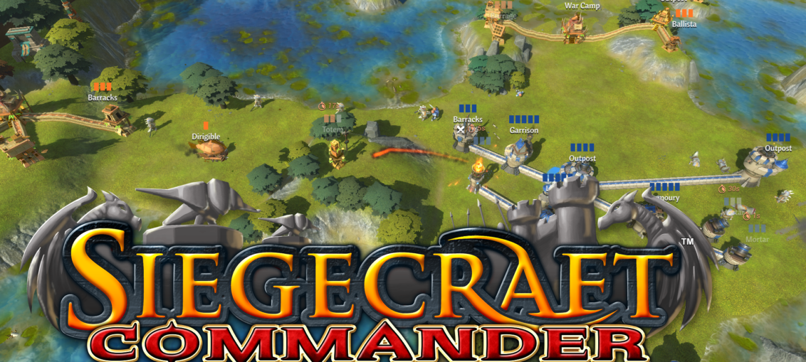 siegcraft Command Launch