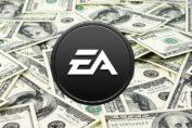 EA Games money logo