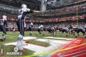 New England Patriots Win