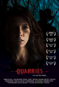 Quarries movie poster