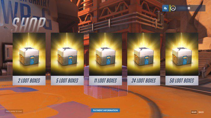 Chinese Loot box law