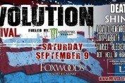 Revolution Rock Festival event information