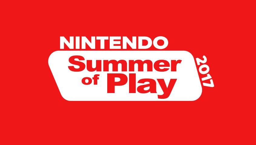 Nintendo 2017 Summer of Play Tour