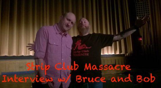 Strip Club Massacre Interview Photo
