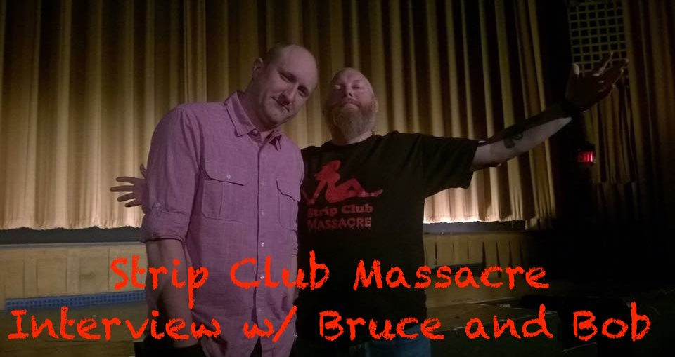 Strip Club Massacre Interview Photo